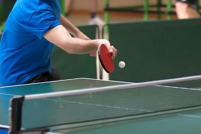 У Новогродівці платформа ініціатив «Move» долучає мешканців міста до настільного тенісу