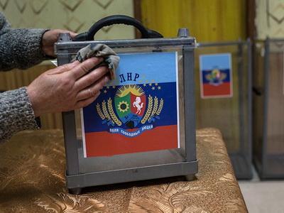 В «ЛНР» розпочали підготовку до «виборів»
