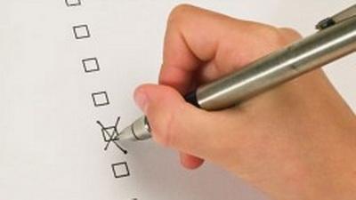 В Горловке проводят «соцопрос» о «выборах»