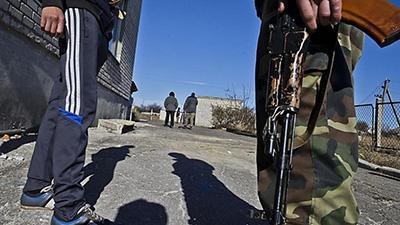 Оккупанты проводят в СИЗО учения по «ликвидации бунтов»