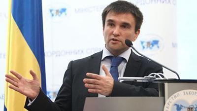 Климкин рассказал, когда Украина будет поставлять воду в Крым