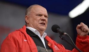 Зюганов просит немедленно включить Донбасс в состав России: глава КПРФ предложил Путину свой план