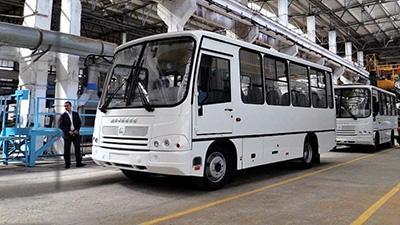 Оккупанты ОРДО будут поставлять «свои» автобусы в ОРЛО