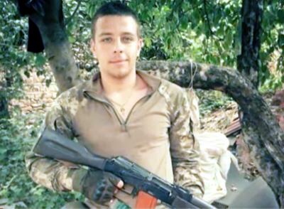 На Донбассе подорвался на растяжке 20-летний разведчик ВСУ. ВИДЕО