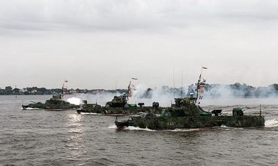 Плохой знак: Россия доставила к Азовскому морю оружие, которым убивала сирийцев