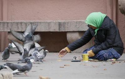 В Украине вырос уровень бедности