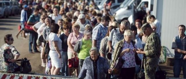 На Луганщине озвучили данные о количестве переселенцев