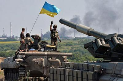 Боевики 25 раз обстреляли позиции ВСУ