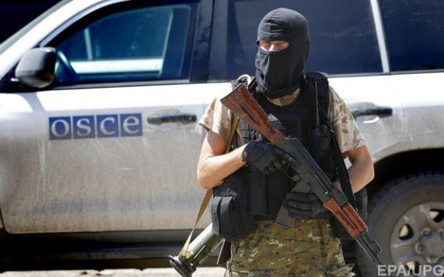 Боевики не пропустили ОБСЕ в Пикузы и Новоазовск