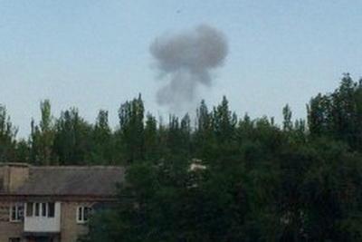 В Донецке утром прозвучал мощный взрыв. Люди встревожены