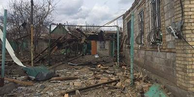 Донбасс SOS: Как получить помощь или компенсацию за разрушенное боевыми действиями жилье