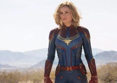 Вышел первый трейлер супергеройского боевика «Капитан Марвел» (ВИДЕО)