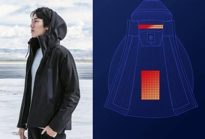 Xiaomi выпустила куртку с электроподогревом
