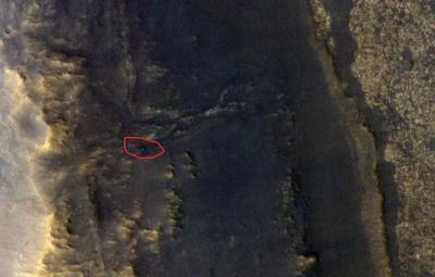 NASA нашло потерянный марсоход Opportunity