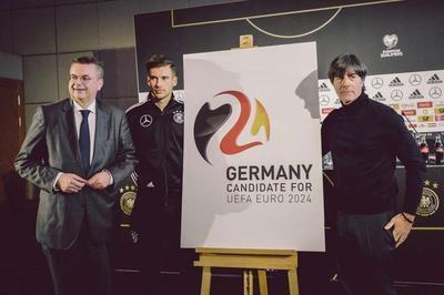 UEFA выбрала место проведения Евро-2024