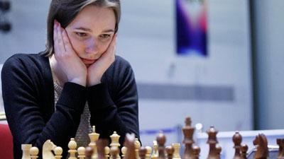 Украина впервые потеряла очки на шахматной Олимпиаде