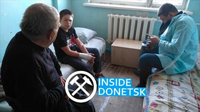 В ОРДО рассказали о состоянии раненого при подрыве мины ребенка