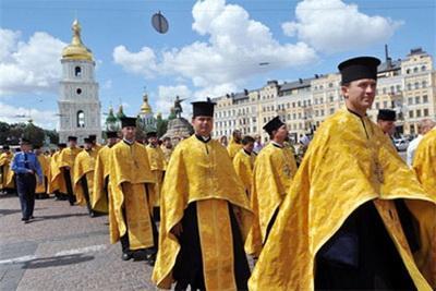 В УПЦ КП обещают не забирать парафии и монастыри у УПЦ МП. ВИДЕО