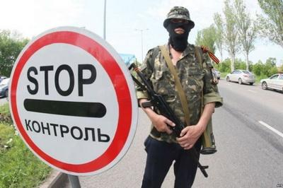 Боевики «ДНР» переносят блокпосты впритык к жилым домам Донецка