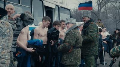"""Кадр из фильма """"Донбасс"""""""