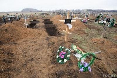 Боевики «ДНР» заранее заказывают могилы