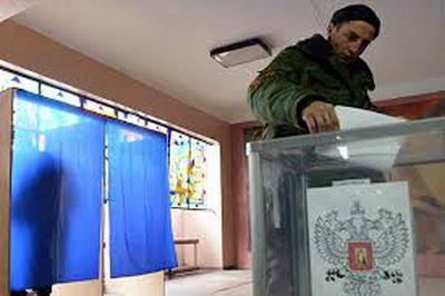 В «ЛНР» хотят обеспечить явку на «выборах» за счет боевиков «ЛНР» и бюджетников