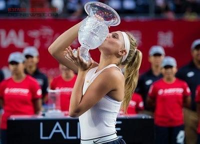Одесская теннисистка установила рекорд Украины