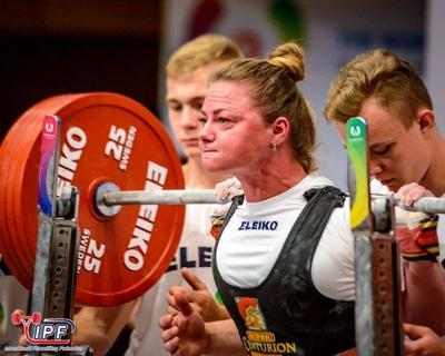 Украинская тяжелоатлетка установила мировой рекорд