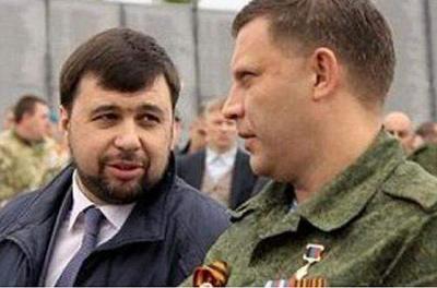 В сети раскрыли тайну, как главарь ДНР служил в Нацгвардии Украины (ФОТО)