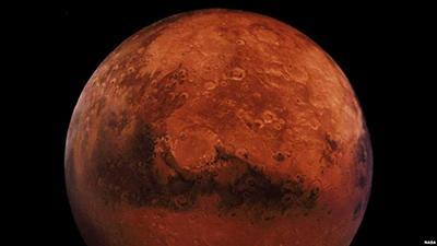 Испанские ученые обнаружили на Марсе живых существ