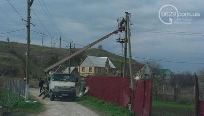 В прифронтовой зоне возле Мариуполя погибли 12 сотрудников ДТЭК. ВИДЕО