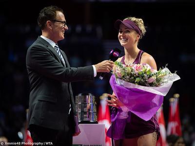 Украинская теннисистка впервые выиграла Итоговый турнир WTA