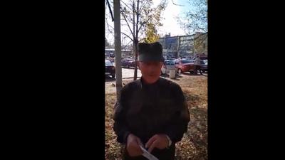 Лишили довольствия. Член НВФ из России, воюющий в Донбассе, пожаловался на власти РФ. ВИДЕО