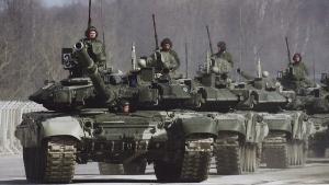 Войска России уже около украинской границы: тревожные кадры взбудоражили весь Интернет