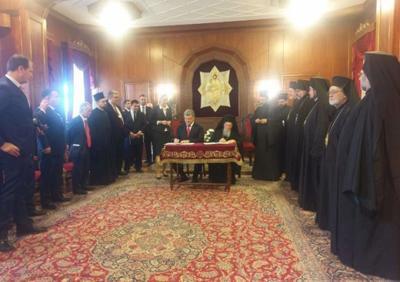 Историческое событие: подписан документ о создании независимой Украинской православной церкви