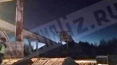 В России обрушился очередной мост, есть жертвы