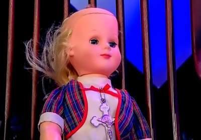 В Перу рассказали о нападении одержимой куклы