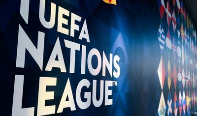 Названо место сборной Украины в рейтинге Лиги наций УЕФА