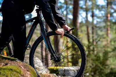 В Норвегии придумали быстросменные велосипедные покрышки