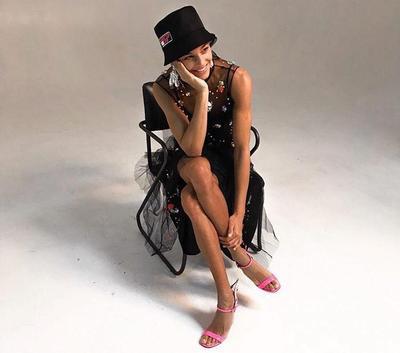 Украинская дзюдоистка-чемпионка снялась для Vogue