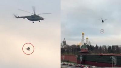 Срочная эвакуация Путина из Кремля: Бабченко рассказал, что значат загадочные вертолеты и спецназ в Москве. ВИДЕО