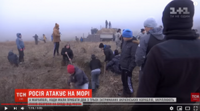 Мариуполь срочно готовится к штурму российской армии: защищать город от россиян вышли даже дети. ВИДЕО