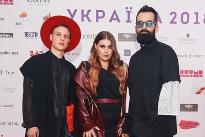 В России заочно наградили украинскую группу Kazka