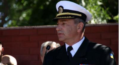 """""""Готов сесть в тюрьму в России"""", - глава ВМС Украины предложил себя на обмен, если Путин отпустит всех моряков"""
