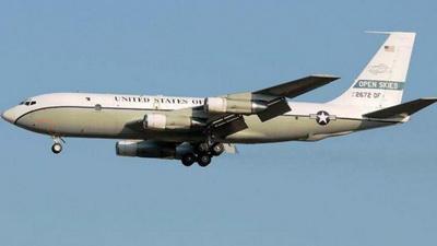 США из-за ситуации в Керченском проливе провели внеплановый полет над Украиной