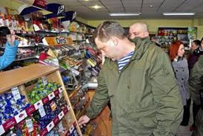 В Донецке объяснили рост цен на продукты тремя мини-кризисами и ошибками «правительства» Захарченко