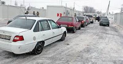 Донбасс: экстремальное пересечение линии соприкосновения – травмы и ночные проблемы