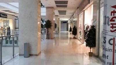 «Новогодняя суета». В сеть выложили фото пустующего ТЦ «Донецк Сити»