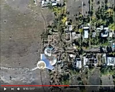 """Видео публикуется впервые: Мысягин показал, как ВСУ разгромили """"ДНР"""" ударом с воздуха. ВИДЕО"""