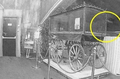 В британском музее завелось привидение (ВИДЕО)